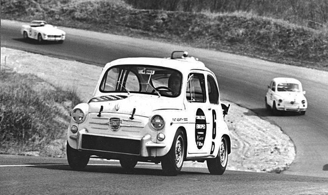 Fiat Abarth 1000 Racing