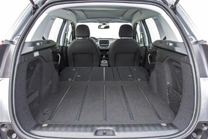 Peugeot 2008, Kofferraum, trunk, Test