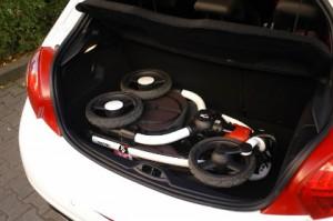 208 GTI, Kofferraum, trunk