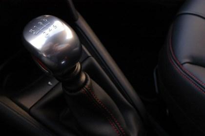 Peugeot, 208 GTI, Schaltung, Schaltgetriebe