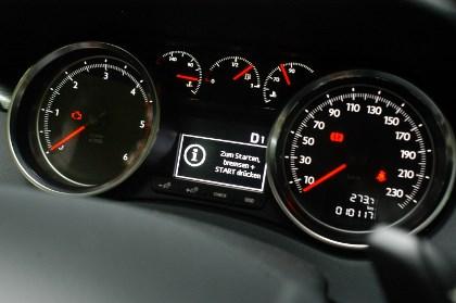 Peugeot 508 Kombi, Cockpit