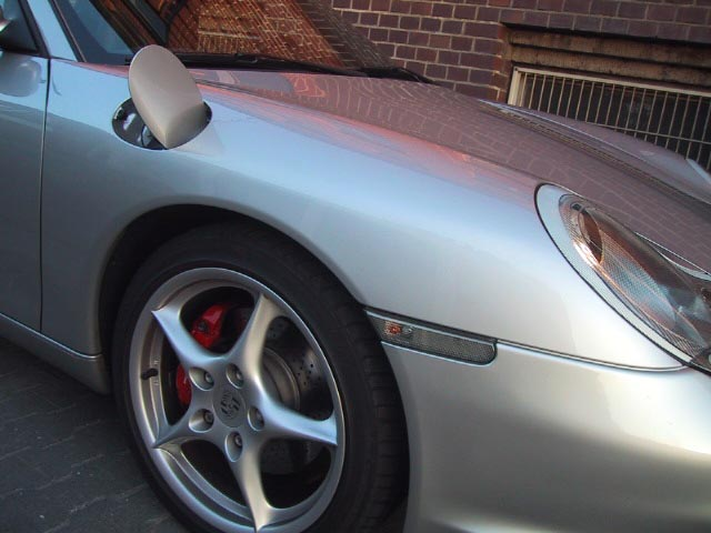 Porsche Boxster S Tankdeckel