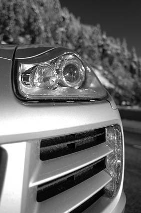 Porsche, Cayenne, 290 PS