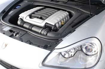 Cayenne 3.6, 290 PS Motor