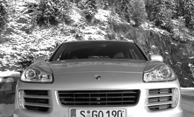 Porsche, Cayenne 3.6, Test