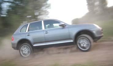 Cayenne S, Test, 340 PS V8
