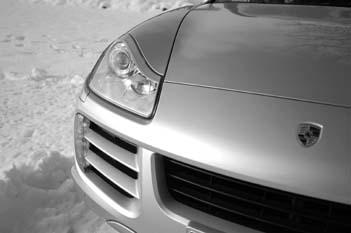 Porsche Cayenne 3.6 Test