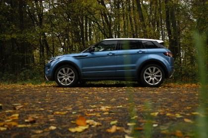 Range Rover Evoque Testbericht