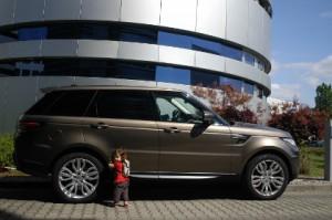 Range Rover Sport, Testbericht, 2015
