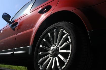 Range Rover Sport, Felgen