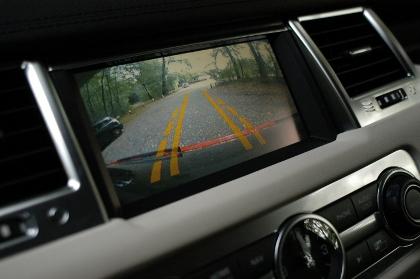 Range Rover Sport, Kamera