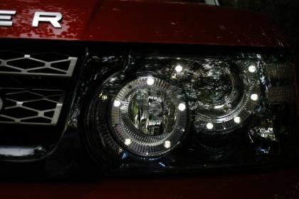 Range Rover Sport 3.0 Diesel Test