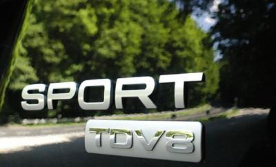 Range Rover TDV8 Testbericht