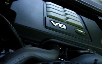 Range Sport, V8 Dieselmotor