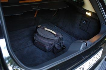 Rangerover Sport, Kofferraum, trunk