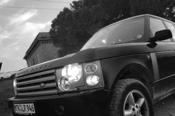 Range Rover Diesel Test