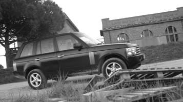 Range Rover von BMW Test