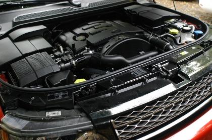 Range Rover Sport: 3.0 Diesel Test