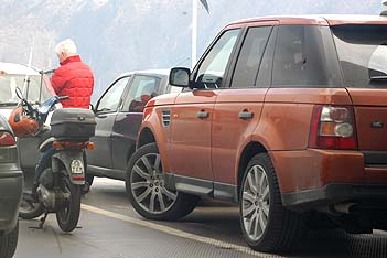 Range Sport, Supercharged, 390 PS