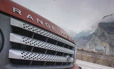 Range Rover Sport Supercharged Testbericht