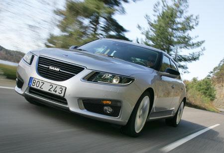 Saab 9-5, 95, letzte Limousine