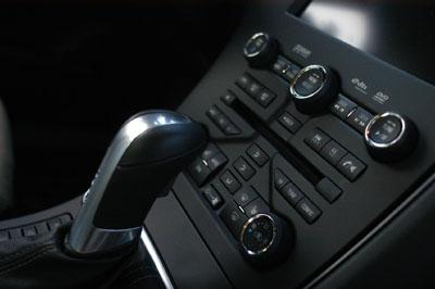 Saab 9-5, Schaltung, Automatik