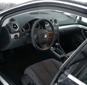 Seat Exeo Kombi, Innenraum, Cockpit
