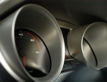 Seat Ibiza Dieselmotor, Instrumente