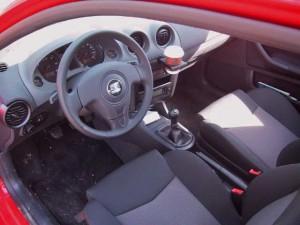 Seat Ibiza Cockpit, Testbericht