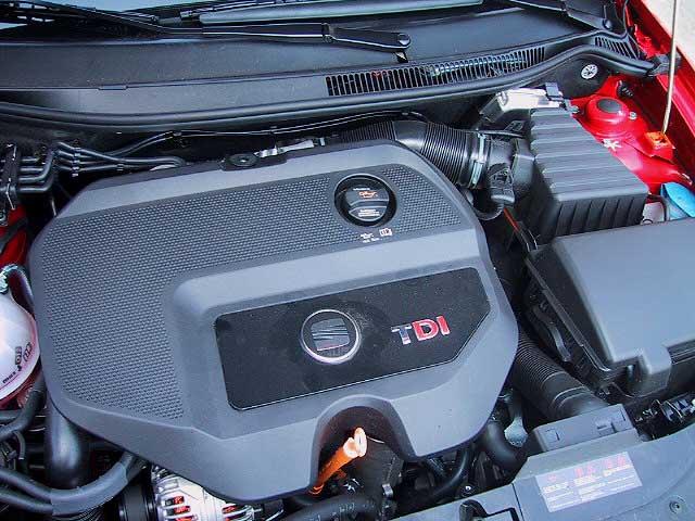 Ibiza TDI 130 PS Test