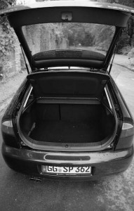Leon 2.8, Kofferraum, trunk