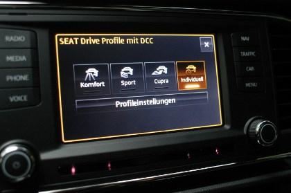 Seat Leon Cupra, Drive profil