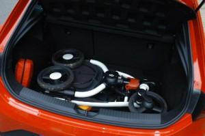 Seat Leon Cupra, kofferraum, trunk
