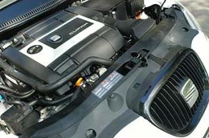 Leon Cupra, 240 PS Motor