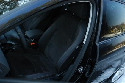 Seat Leon Diesel, Test, Sitze