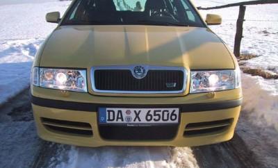Skoda Octavia RS Combi Testbericht