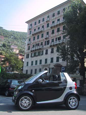 Smart Cabrio Test, Benzinmotor