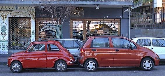 Daewoo Matiz - Reise im Kleinwagen
