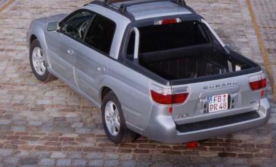 Subaru Baja Pickup Fahrbericht