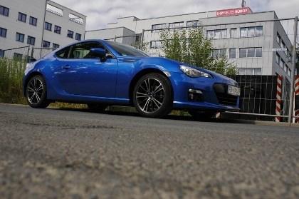Subaru BRZ Automatik Test