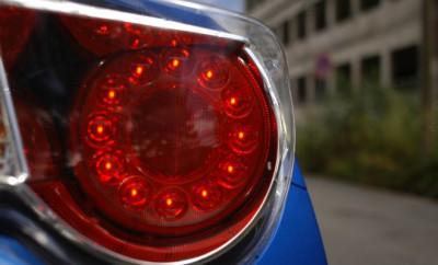 Subaru BRZ Test, Rückleuchten