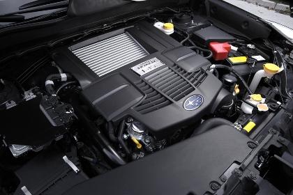 Subaru Forester, Motor, engine, Turbo