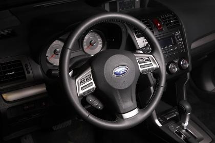 Subaru Forester, Cockpit, Armaturenbrett