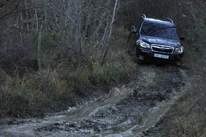 Subaru Forester 2.0 XT Test