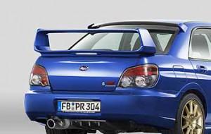Subaru Impreza WRX STI Heckspoiler