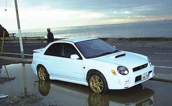Subaru Impreza WRX STI Testbericht