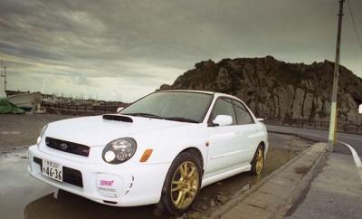 Subaru Impreza WRX STI Japan