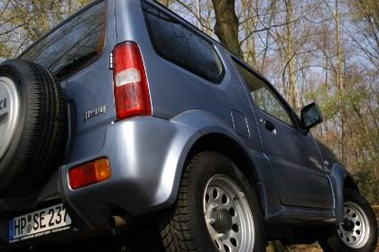 Suzuki Jimny Testbericht