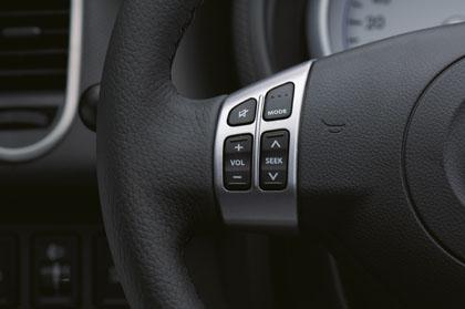 Suzuki Swift Sport: Innenraum