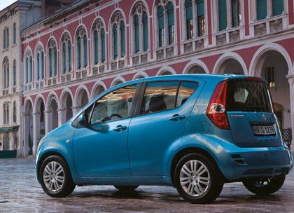 Suzuki Swift Sport: Auspuff